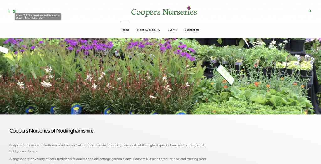 Coopers Nurseries