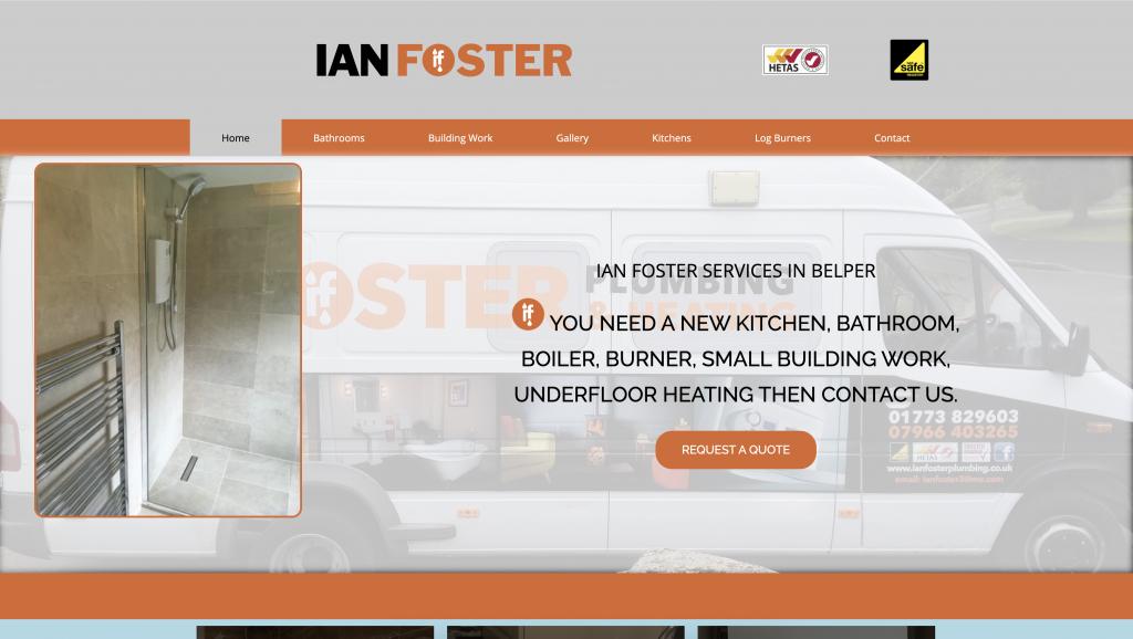 Ian Foster Plumbing and Heating Belper