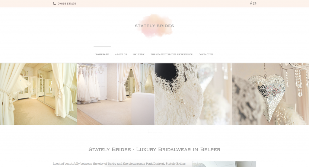 Stately Brides Belper